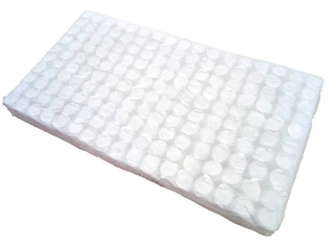 Custom baby mattress pad / small size independent pocket spring mattress unit